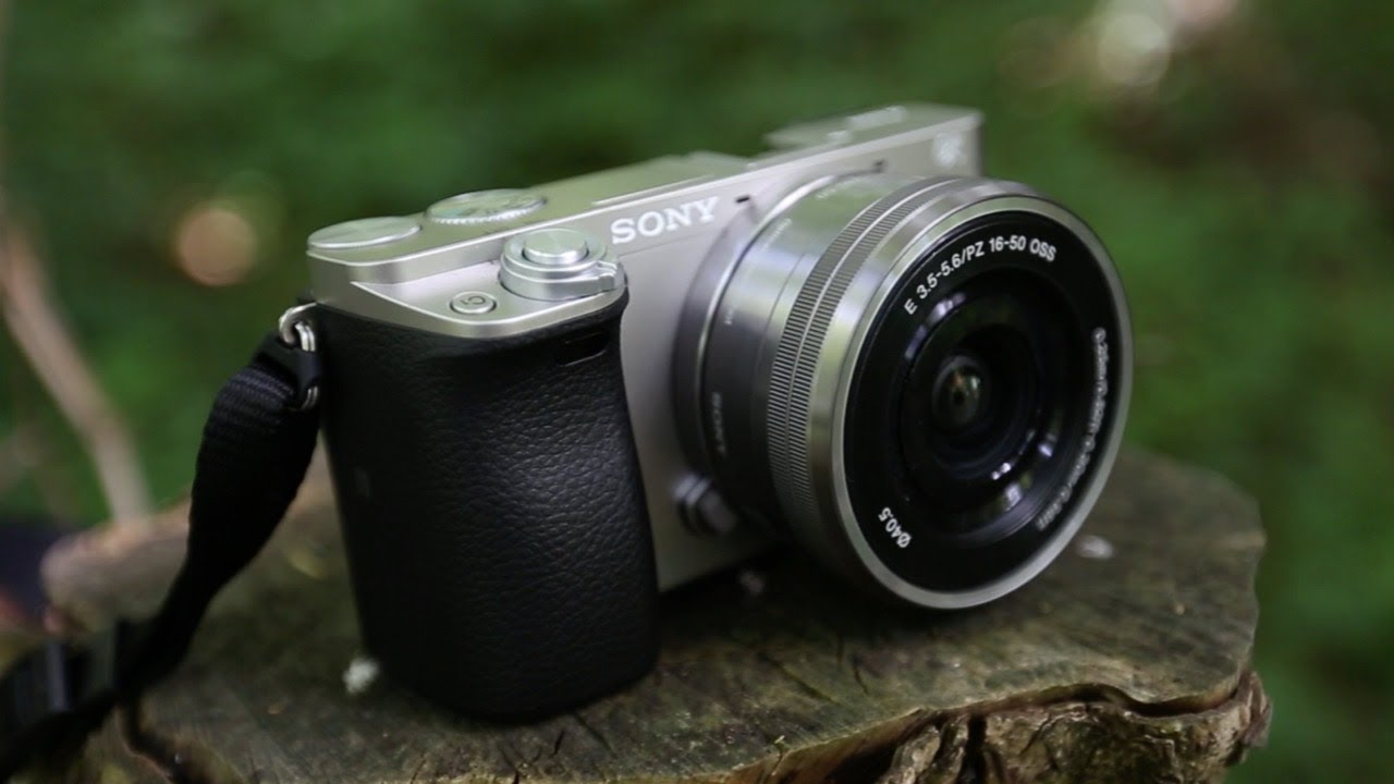 Sony Alpha 6000 Review/Test - German - YouTube