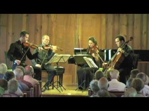 Webern: 5 Movements for String Quartet (Part 2)