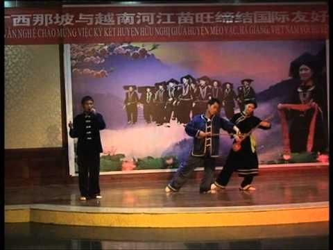 Bài Hát Nàng Ơi - Đoàn NT Cao nguyên Xanh - Mèo Vạc.mpg