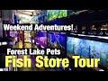 Forest Lake LFS Tour - Driving 70 Miles Shenanigans
