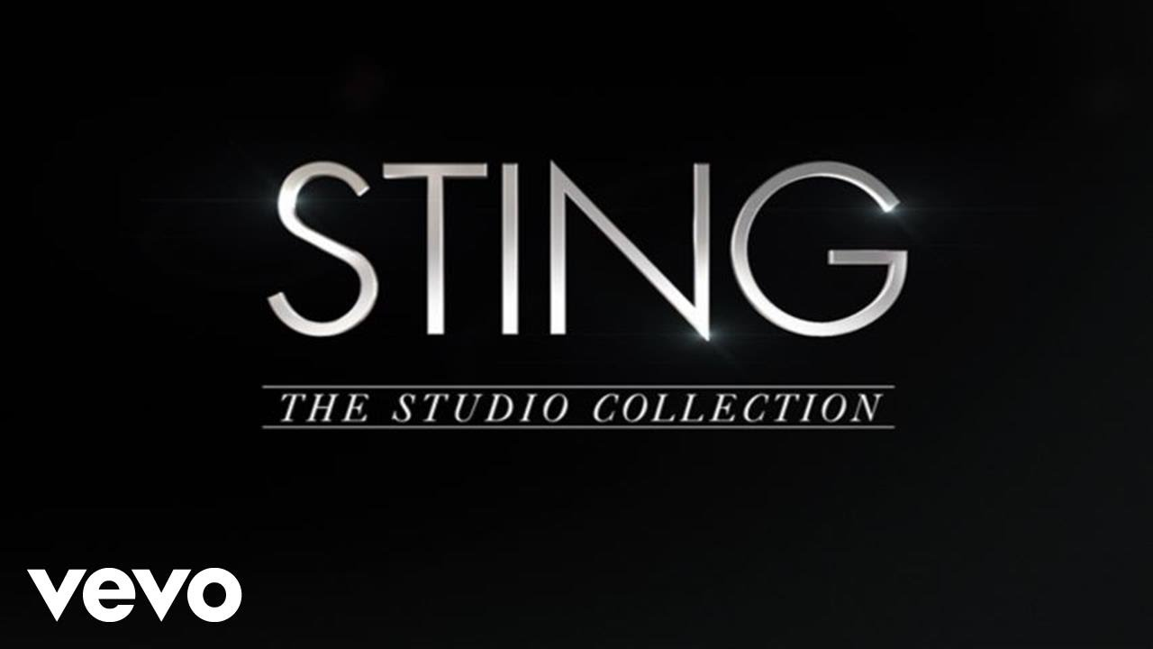 sting-sting-the-studio-collection-vinyl-unboxing