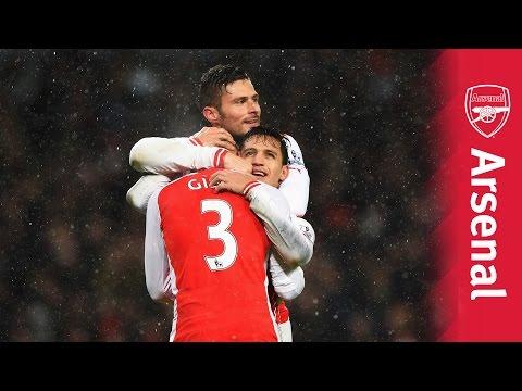 Top 5 Premier League goals in 2014