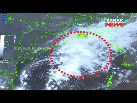 Reporter Live: IMD Predicts Thunderstorm In North-Coastal Area of Odisha In Next 48-Hrs