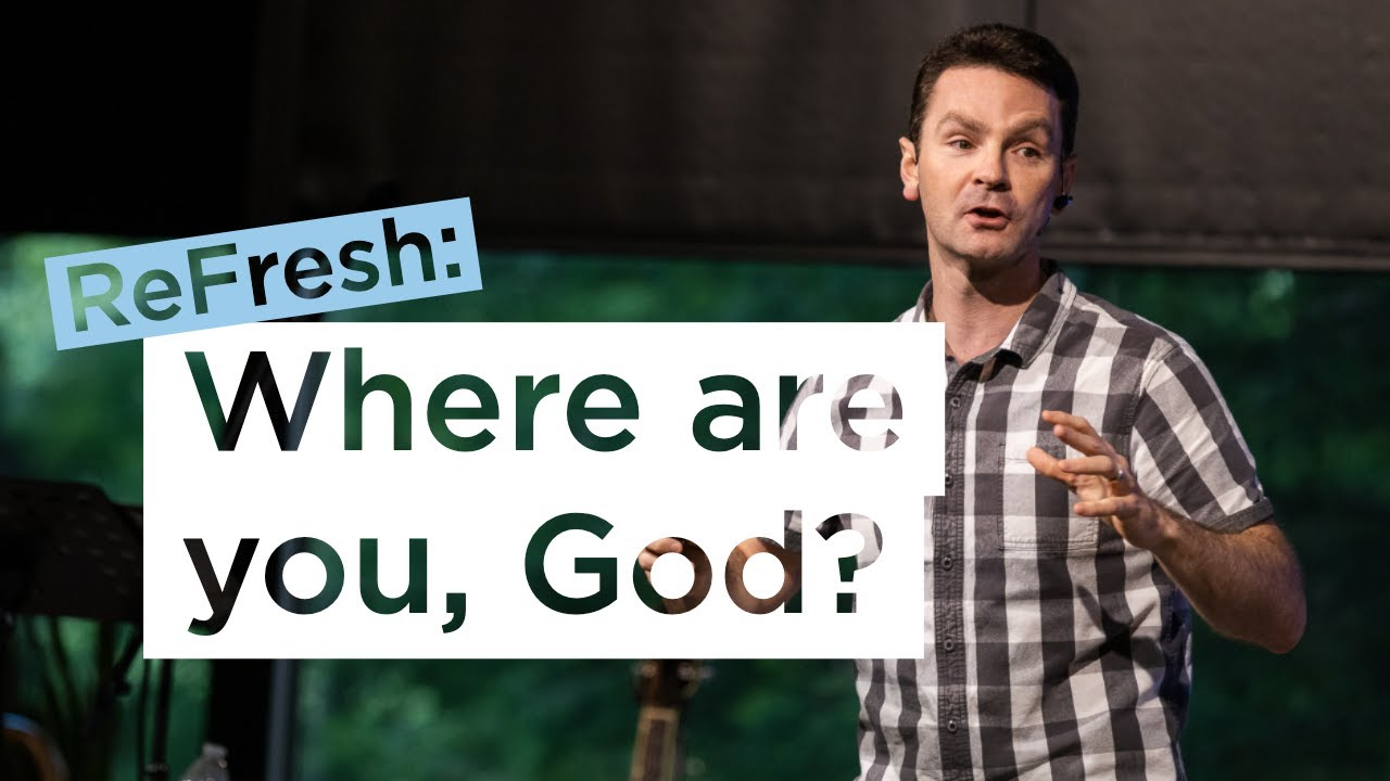 Download Where Are You God?   Vince Vitale at ReFresh