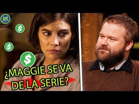 ¿Lauren Cohan va Abandonar The Walking Dead - Temporada 9? | ¿Carl Seguirá Vivo?