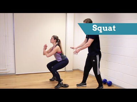 How to do the perfect SQUAT: technique and common mistakes