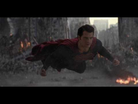 Superman fan made flying sound effects