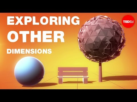 Exploring other dimensions - Alex Rosenthal and George Zaidan