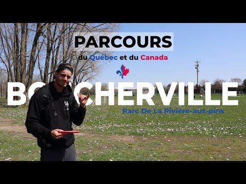 Parcours du Québec et Canada // BOUCHERVILLE (Parc De La Rivière-aux-pins)