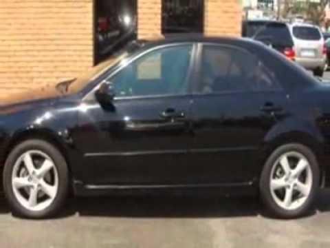 2008 Mazda Mazda6 4dr Sdn Man i Sport Sedan – San Antonio, TX