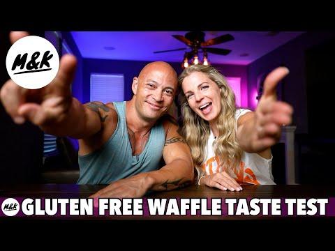 THE ULTIMATE GLUTEN FREE WAFFLE TASTE TEST