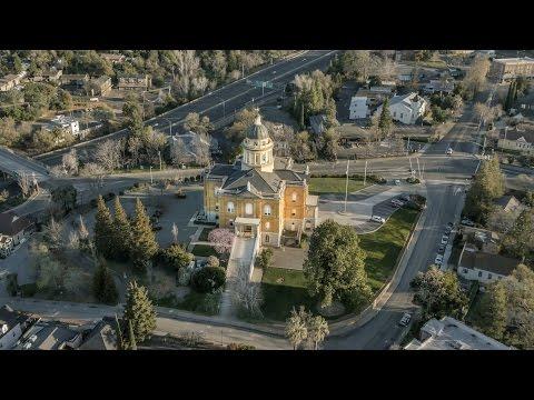 Amazing Video Tour - Historic Auburn, California - Gold Country