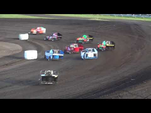 BCS Micro Mod Heat Benton County Speedway 9/17/17