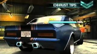 NFS Carbon PS2 Gameplay