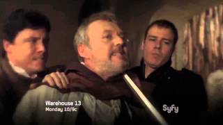 Warehouse 13 - Season 4 Episode 19 Trailer starring Anthony Head