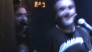 "GAMMBA RAY ""Bless you my son"" (Toy Dolls cover) San Kanuto 2010"