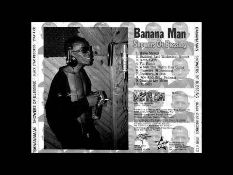 banana man  have mercy