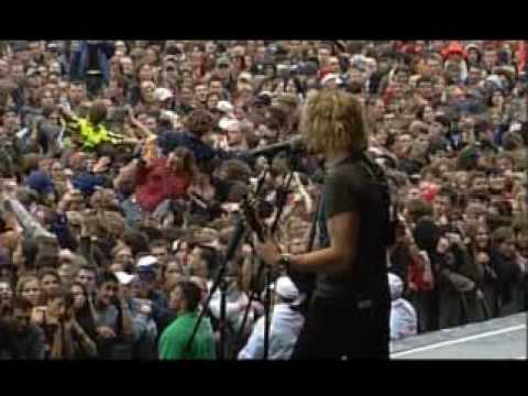 Nickelback - Figured You Out @ Rock am Ring, 2004
