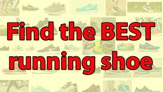 How To Pick the Best Running Shoe - Surprising!