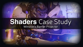 Shaders Case Study - Overwatch: Winston's Barrier Projector