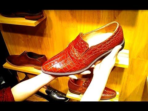 Alligator Shoes for Men 2016