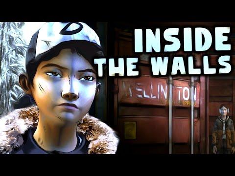 Inside The Walls | The Walking DEAD Season 3 & Wellington Discussion