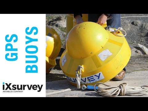 Why We Deploy GPS Tidal Buoys // IXBLUE // Marine Survey Specialists