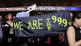 The People's Revolution at the DNC - What Mainstream Media Didn't Show You