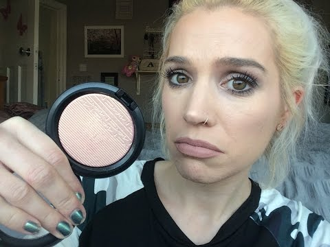 MAC 'Extra Dimension' Skin Finish FIRST IMPRESSION / MAJOR DISAPPOINTMENT! 😬