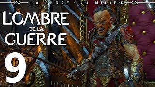 L'OMBRE DE LA GUERRE FR #9