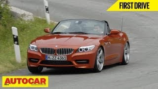 2013 bmw z4 convertible   first drive review   autocar india