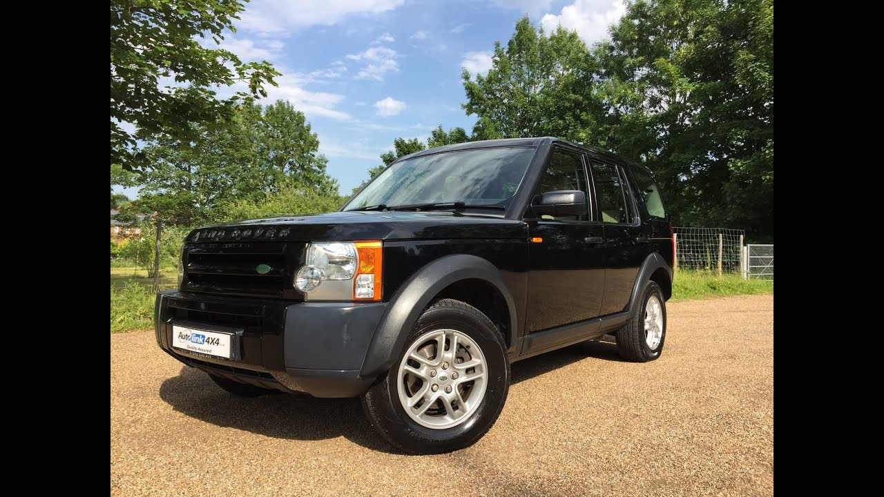 in rover land tonbridge discovery for kent watch landrover hse sale