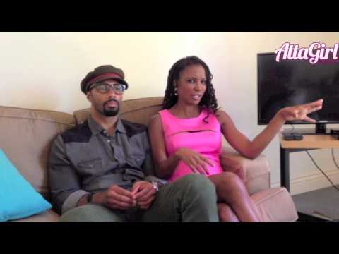 Omari Hardwick and Shanola Hampton talk