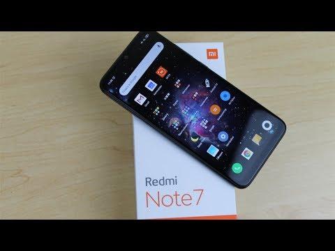 Redmi Note 7 – Обзор недорогого смартфона с очень хорошей камерой от Xiaomi