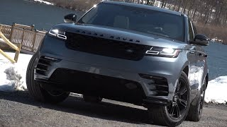 Range Rover Velar 2018 | Full Review | with Steve Hammes | TestDriveNow