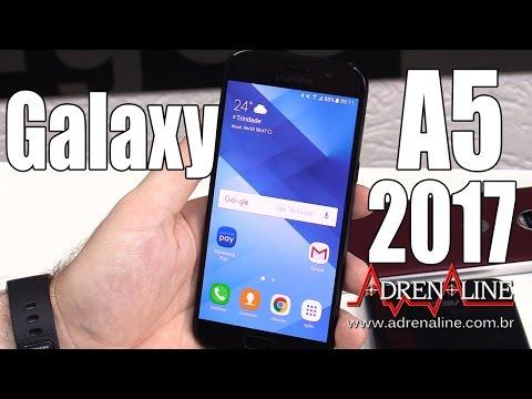 Samsung Galaxy A5 (2017) - Belo design, boa performance e câmera mas um sensor de digitais ruim