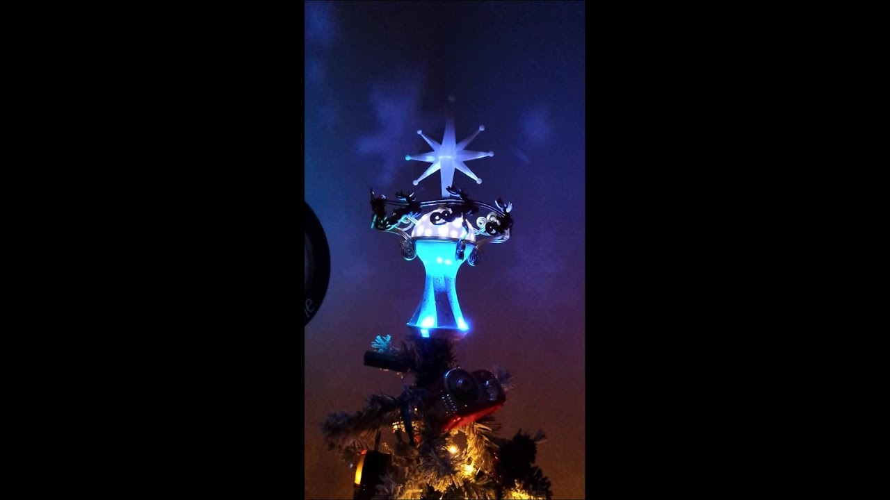 2014 Hallmark Tree Topper - YouTube