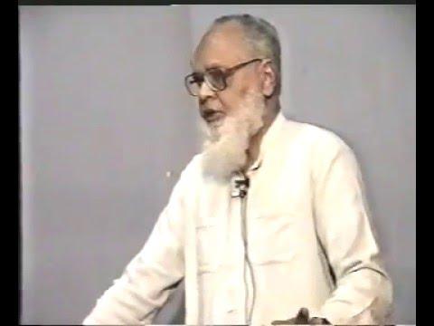Easy Arabic Grammar Lecture 01 (Lutf ur Rehman Khan)