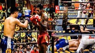 Soun Channy (CAM) Vs (Thai) Topform, 15/07/2018, CNC TV Boxing