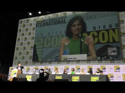 The Defenders Panel @ SDCC 2017 - Elodie Yung