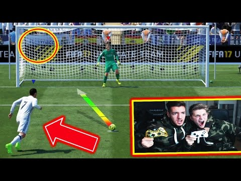 3 EXTREM KRANKE 11 METER CHALLENGES vs WAKEZ!! ⚽😝⛔️ - FIFA 17 ULTIMATE TEAM (DEUTSCH)