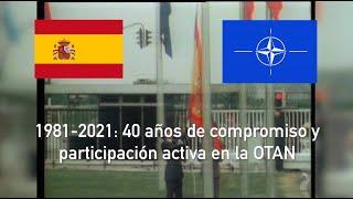 1981-2021: 40 años de España en la OTAN