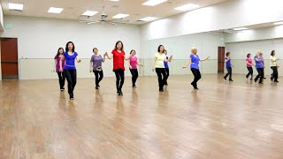 Yes M'am, No M'am - Line Dance (Dance & Teach in English & 中文)