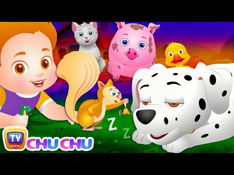 Are You Sleeping? Little Johny - Farm Animals Songs for Kids - ChuChu TV Nursery Rhymes