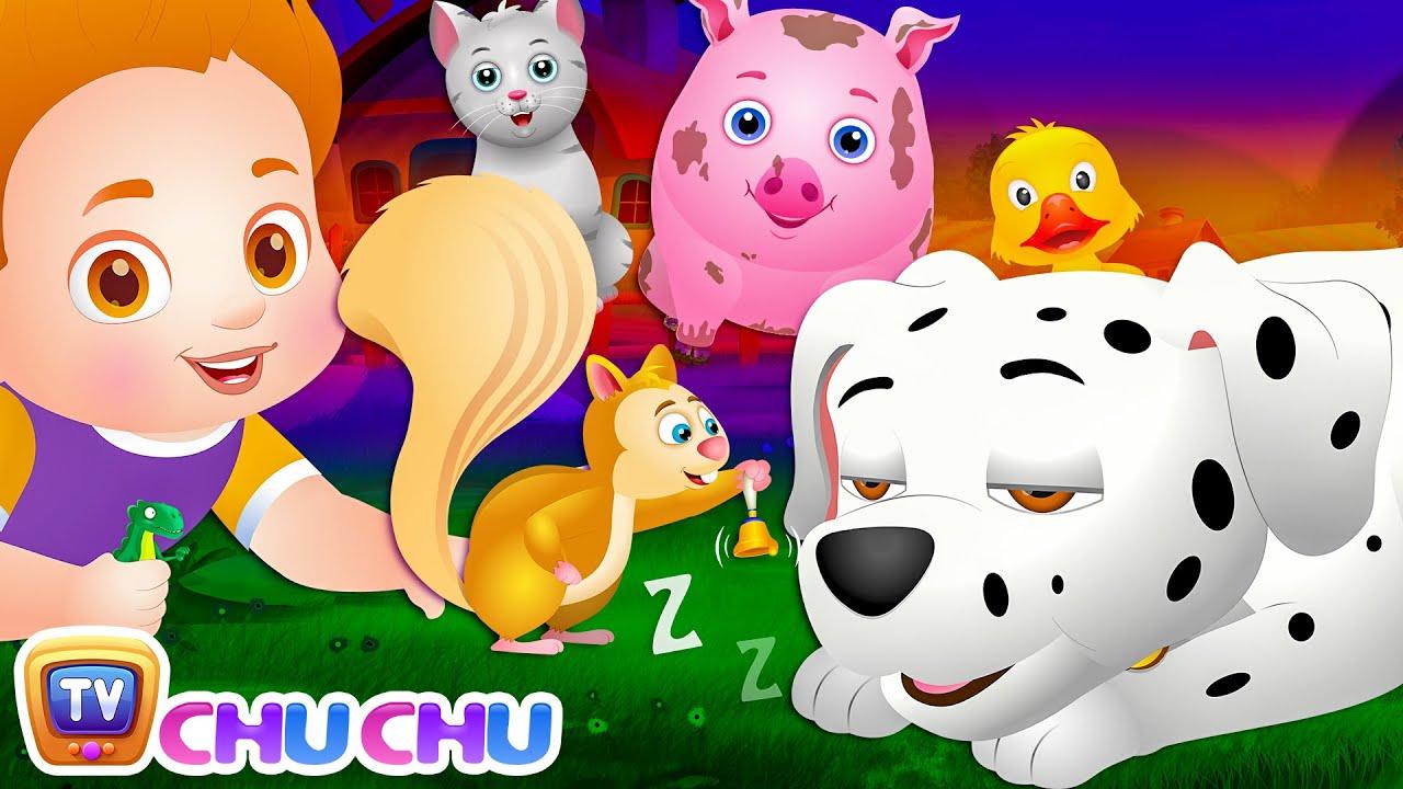 Are You Sleeping? Little Johny - Farm Animals Songs for Kids - ChuChu TV Nursery Rhymes