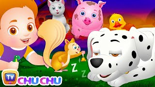 are you sleeping? little johny farm animals songs for kids chuchu tv nursery rhymes