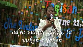Laji with lyrics by jaymark  and imee