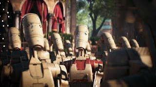7 Minutes of Star Wars Battlefront 2 Gameplay (4K 60fps) - E3 2017