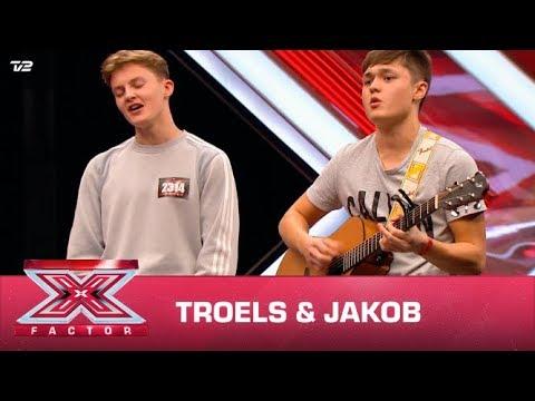 Troels & Jakob synger 'Love Someone' – Lukas Graham (Audition) | X Factor 2020 | TV 2