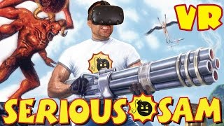 Vídeo Serious Sam VR: The Last Hope
